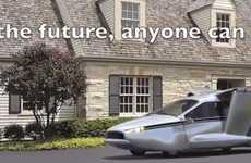 Hybrid Flying Cars