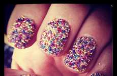 Textured Manicure Sprinkles