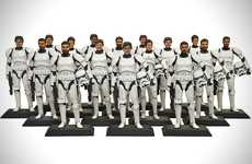 Customized Sci-Fi Action Figures