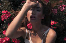 Sultry Floral Editorials