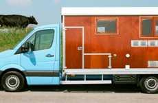Rustic Barnyard RVs