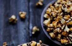 Tempting Spicy Chocolate Popcorn