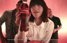 Personified Soda Bottles