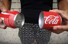 Splitting Soda Packaging