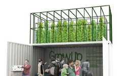 Pop-Up Urban Microfarms