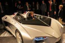South American Supercar Concepts