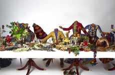 Excess-Exploring Sculptures
