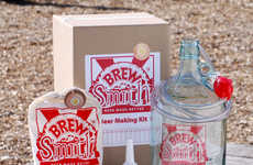 DIY Beer Brewing Kits