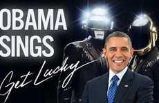 Presidential Summer Anthem Mash-Ups
