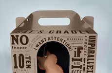 Cardboard Kitty Carriers