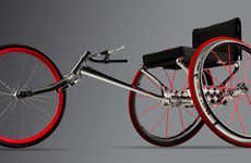 Adjustable Athletic Wheelchairs