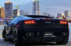 Mainstream Supercar Rentals