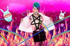 Psychedelically Hellish Fashion