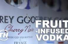 Fruit-Infused Vodka
