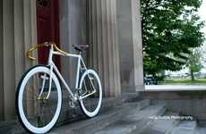 Simple Stylish Upcycled Bicycles
