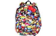 Geeky Chic Backpacks