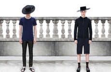 Amish Hipster Apparel