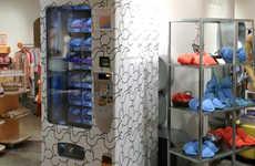 In-Store Lingerie Dispensers