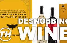 Desnobbing Wine