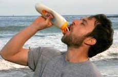 Deceptive Sunscreen Flasks