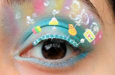 34 Exotic Eyelash Looks