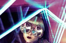98 Stellar Space-Themed Fashions