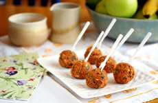 Healthy Savory Seed Pops
