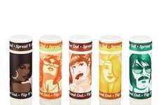 Retro Adult Film Cosmetics