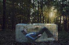 Strikingly Surreal Self-Portraits