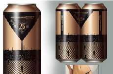 Suggestive Soda Branding