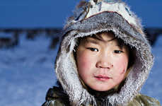 Breathtaking Siberian Village Photography