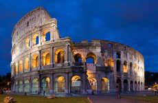 Ancient Rome Theme Parks