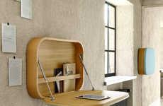 Modern Wall-Mounted Desks