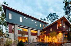 Cozy Self-Sustaining Homes