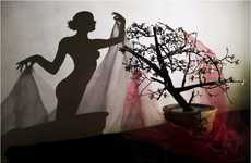 Shadow Casting Artworks