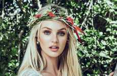 Earthy Hippie Chick Editorials