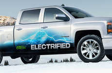 Electric Truck-Charging Apps