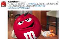 Job-Seeking Candy Campaigns