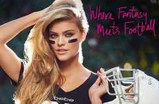Seductive Football T-Shirts