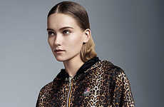 Animal Printed Outerwear