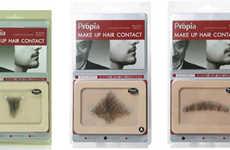 Facial Hair Adhesives