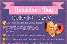Sitcom-Inspired Drinking Games