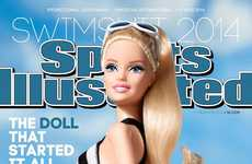 Sophisticated Barbie Swimsuit Covers