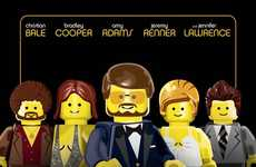 Children's Toy Oscar Posters