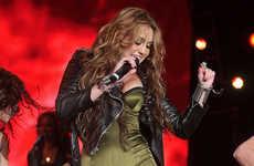 17 Mega Pop Star Performances
