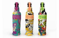 Fanciful Bottle Branding