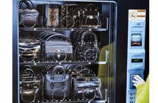 Designer Bag Vending Machines