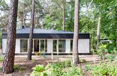 Open-Concept Compact Cottages