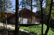 Forest-Encased Abodes