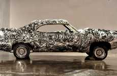 3D-Printed Muscle Cars